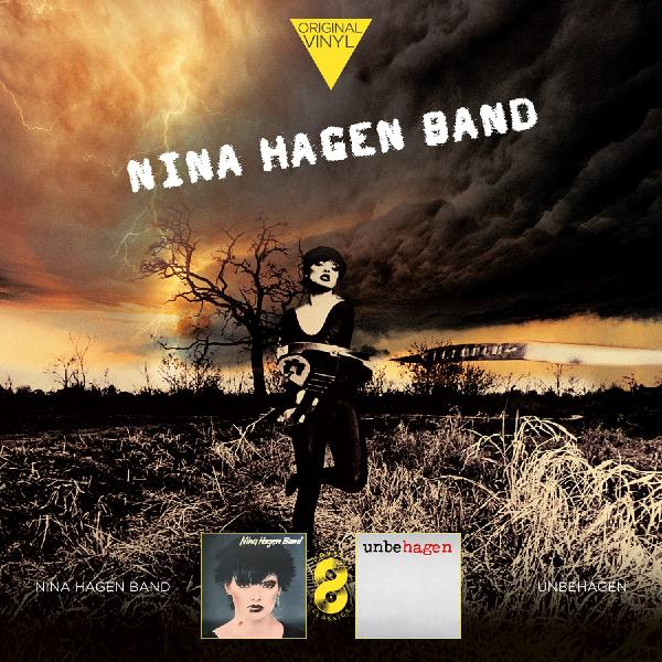 Nina Hagen Band Nina Hagen Band - Original Vinyl Classics: Nina Hagen Band + Unbehagen (2 LP) replacement band for garmin forerunner 910xt fr910xt gps running sports watch backup watchband watch band original band