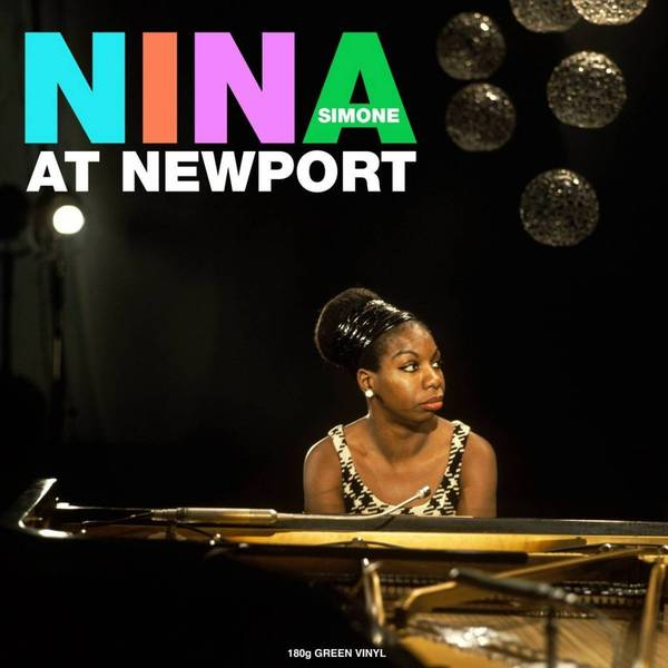 Nina Simone - At Newport (colour)