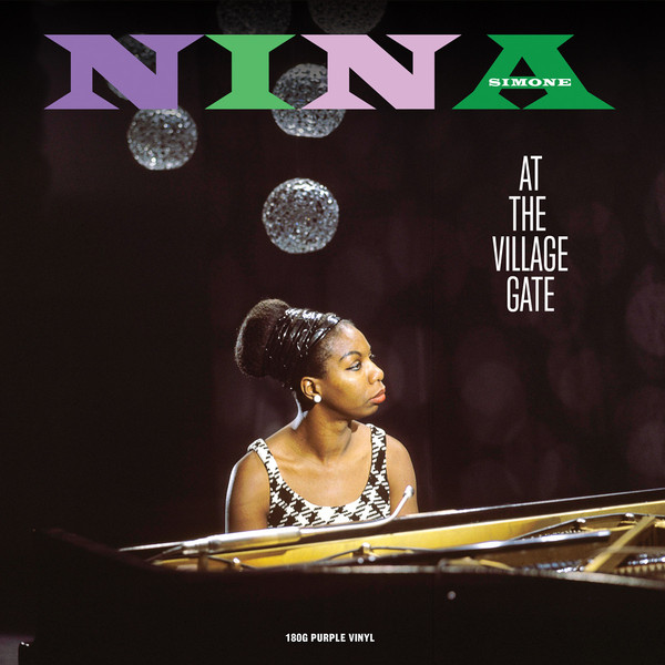 Nina Simone - At The Village Gate (colour)