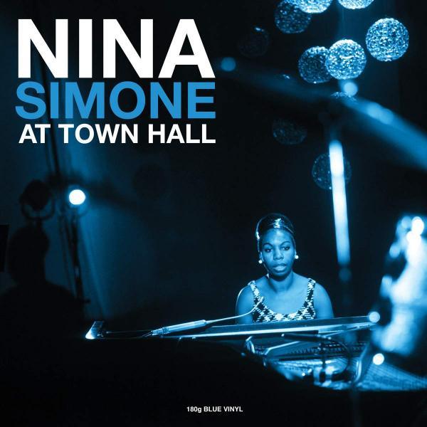 Nina Simone - At Town Hall (colour, 180 Gr)