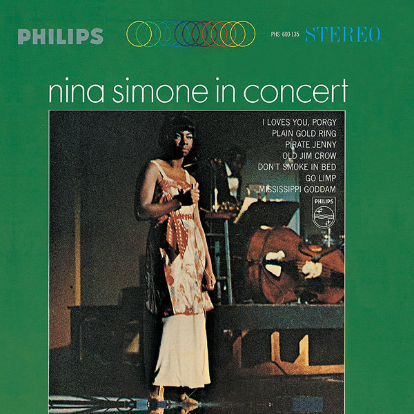 Nina Simone Nina Simone - In Concert nina simone nina simone wild is the wind