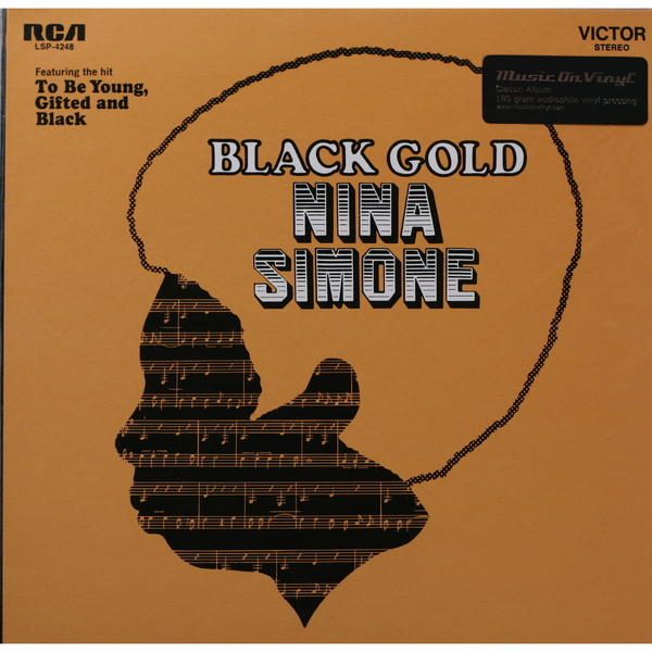 Nina Simone Nina Simone - Black Gold (180 Gr) nina simone nina simone wild is the wind