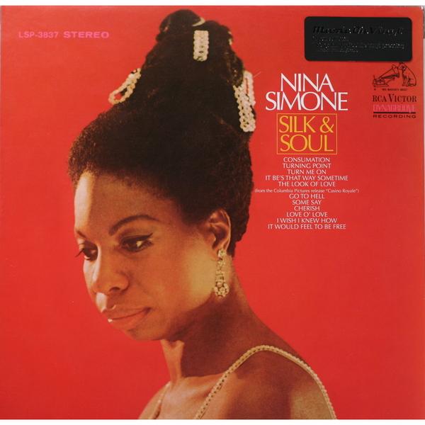 Nina Simone Nina Simone - Silk   Soul (180 Gr) nina simone nina simone high priestess of soul