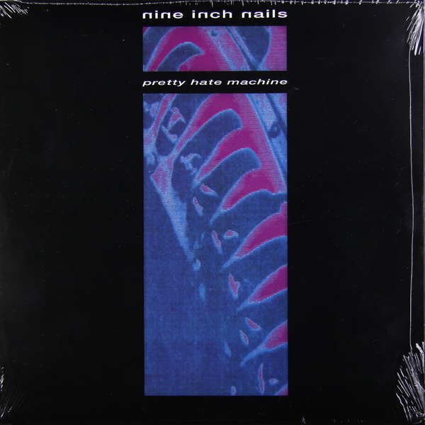 Nine Inch Nails Nine Inch Nails - Pretty Hate Machine футболка print bar nine inch nails