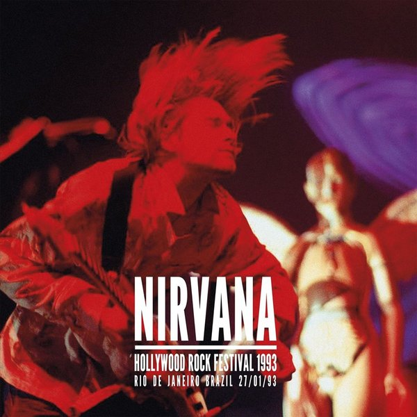Nirvana Nirvana - Hollywood Rock Festival 1993 (2 LP) sweden rock festival