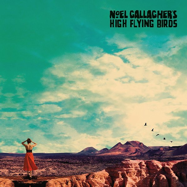 Noel Gallagher's High Flying Birds Noel Gallagher's High Flying Birds - Who Built The Moon? динамик широкополосный fostex fe168ez 1 шт
