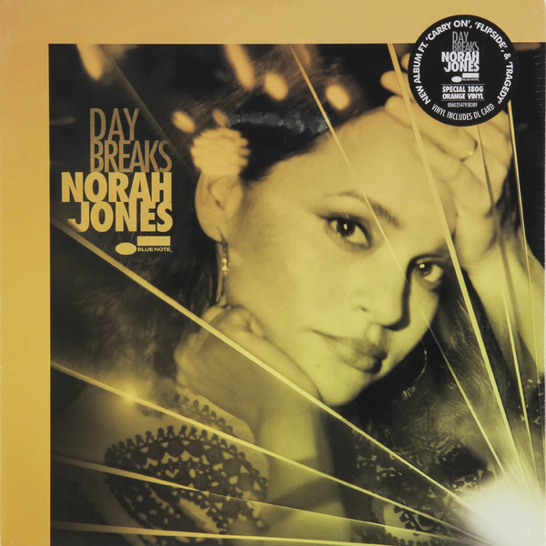 Norah Jones - Day Breaks (colour)