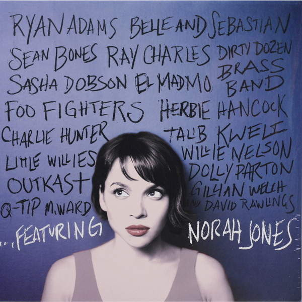 Norah Jones Norah Jones - …featuring (2 LP) grace jones grace jones warm leatherette 4 lp