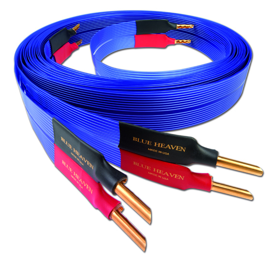 Фото - Кабель акустический готовый Nordost Blue Heaven LS 2 m (уценённый товар) кабель акустический готовый nordost frey 2 1 m