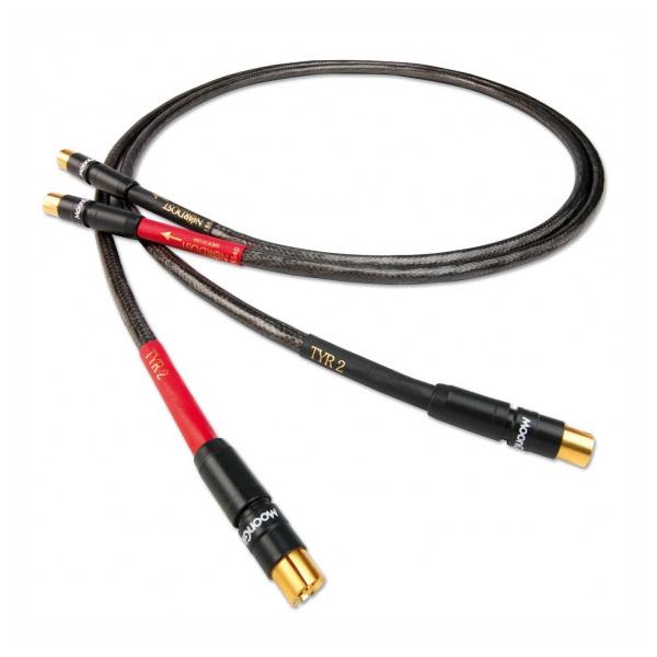 Фото - Кабель межблочный аналоговый RCA Nordost Tyr 2 0.6 m кабель