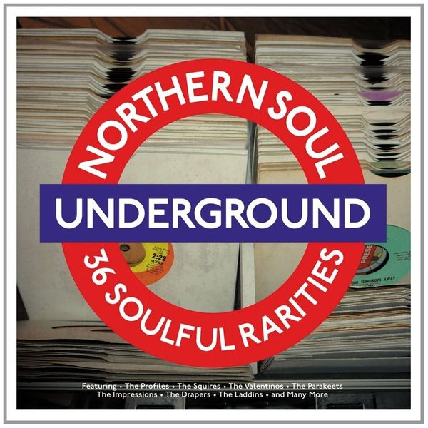 Various Artists Various Artists - Northern Soul Underground - 36 Soulful Rarities (2 Lp, 180 Gr) цена и фото