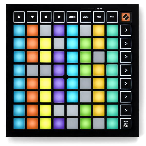 DJ контроллер Novation Launchpad Mini MK3 msp exp430f5529lp msp430f5529 usb launchpad
