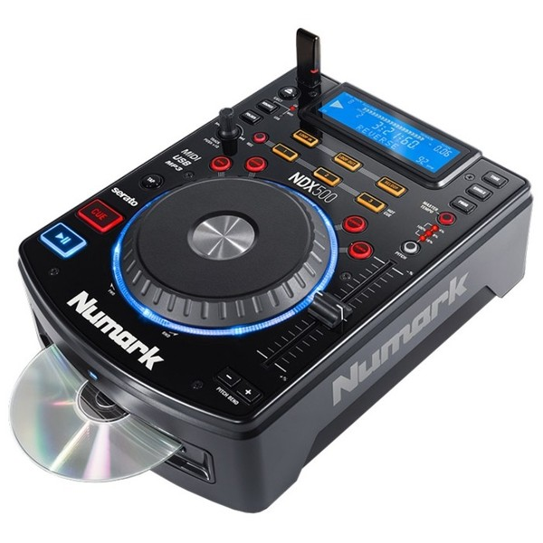DJ CD проигрыватель Numark NDX500 leather s dj amdition level 2 cd