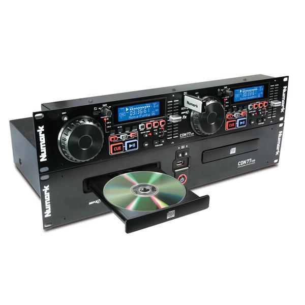 DJ CD проигрыватель Numark CDN77USB цена