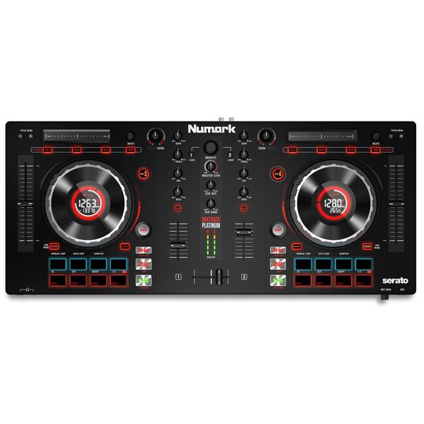 DJ контроллер Numark MixTrack Platinum numark mp103usb