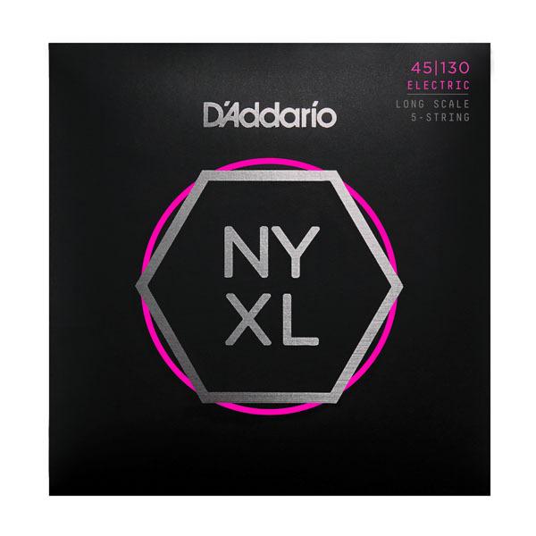 Гитарные струны D'Addario NYXL45130 (для бас-гитары) бас гитару бу в нижнем новгороди