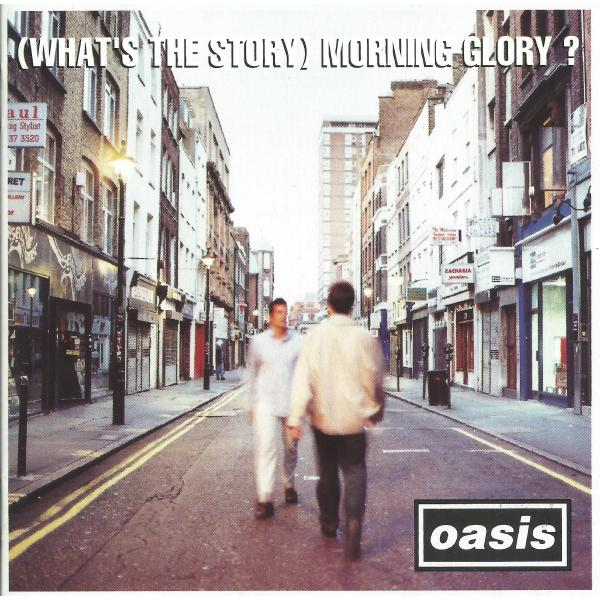OASIS - (whats The Story) Morning Glory (25th Anniversary) (limited, Colour, 180 Gr, 2 LP)