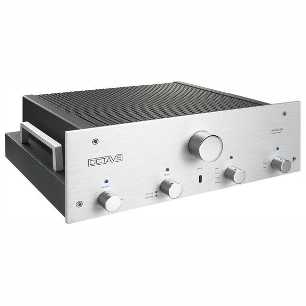 Ламповый предусилитель Octave HP 500 SE Silver