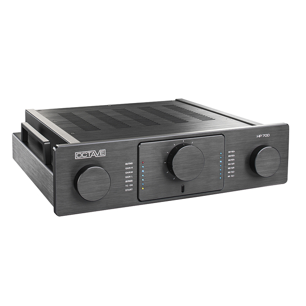 Ламповый предусилитель Octave HP 700 Black ac dc ac dc let there be rock lp