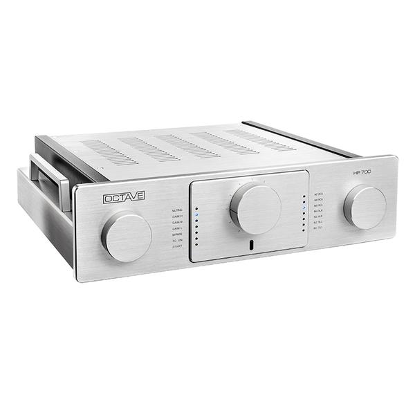 Ламповый предусилитель Octave HP 700 Silver ламповый предусилитель octave hp 300 se black
