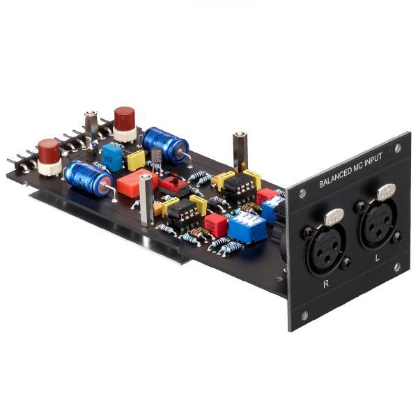 Фото - Модуль расширения Octave IN 3 XLR MC (Phono Module/HP 700) модуль расширения octave level adjustor v 16 single ended