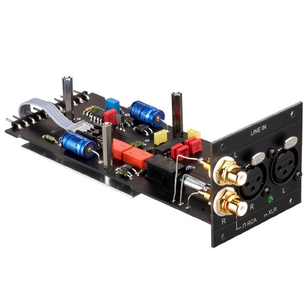 Модуль расширения Octave IN 4 XLR/RCA (Phono Module/HP 700) модуль расширения octave in 4 xlr rca phono module hp 700