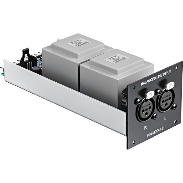 Модуль расширения Octave IN 8 XLR Line Transformer (Phono Module/HP 700) модуль расширения octave in 4 xlr rca phono module hp 700