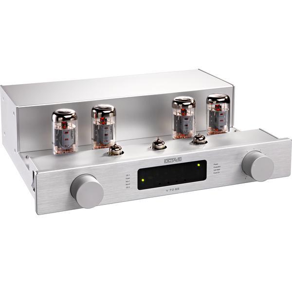 Ламповый стереоусилитель Octave V 70 SE Silver