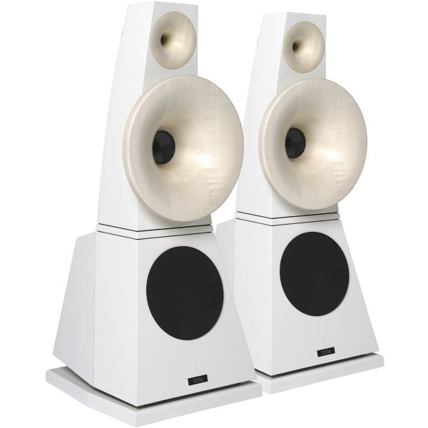 Напольная акустика Odeon Audio No.28 SE Mat Silk White Lacquer