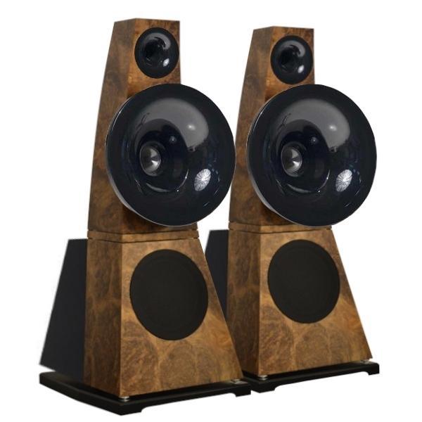 Напольная акустика Odeon Audio No.33 Walnut Root
