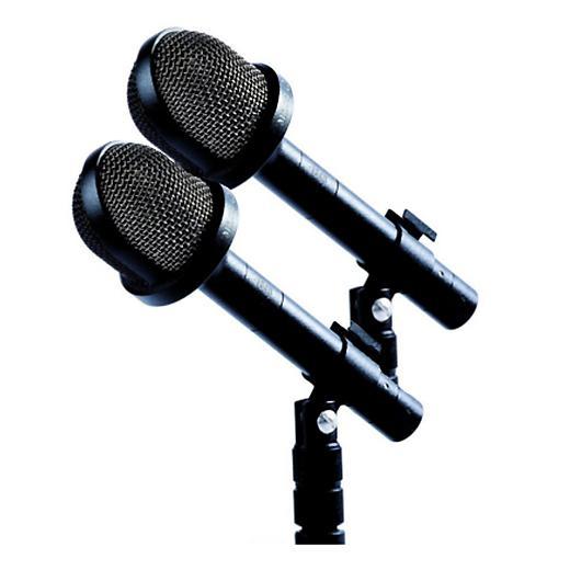 Студийный микрофон Октава МК-101 Matte Black (стереопара, в картонной коробке) фото