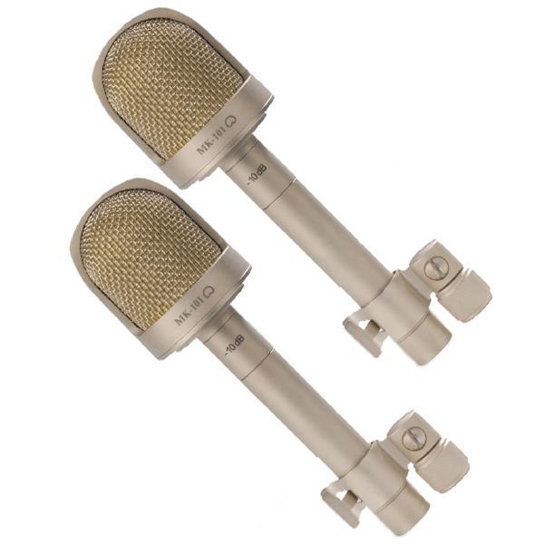 Фото - Студийный микрофон Октава МК-101 Matte Nickel (стереопара, в картонной коробке) нож шефа kanetsugu pro j 6006 сталь vg 10 в картонной коробке