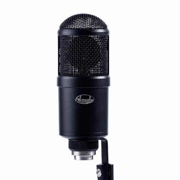 Студийный микрофон Октава МК-519 Matte Black (в картонной коробке)