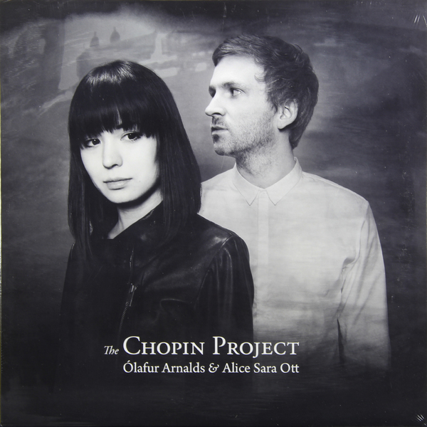 Купить Olafur Arnalds Alice Sara Ott Olafur Arnalds Alice Sara Ott - The Chopin Project в Москве и СПБ с доставкой недорого