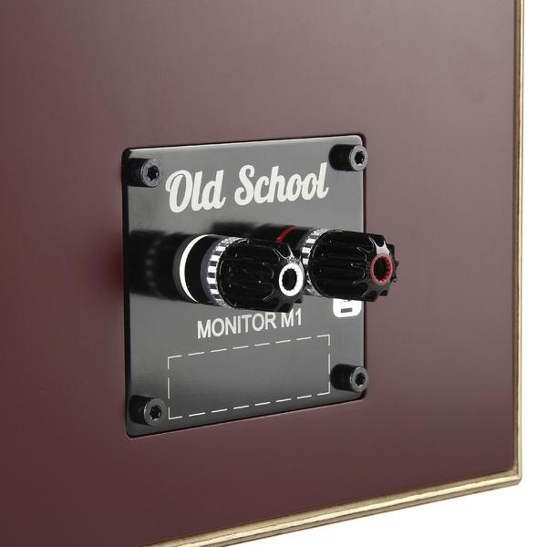 Полочная акустика Old School Monitor M1 Baltic Birch полочная акустика old school monitor m1 black ash