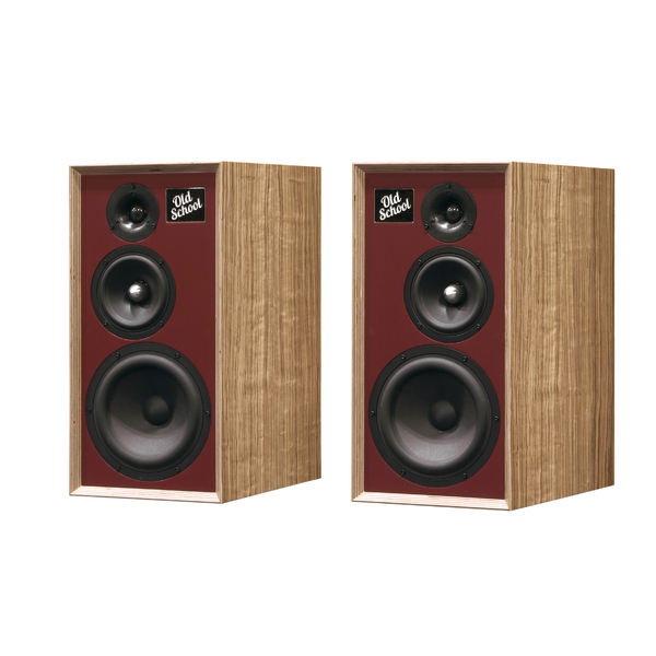 Полочная акустика Old School Studio Monitor M2 Zebrano