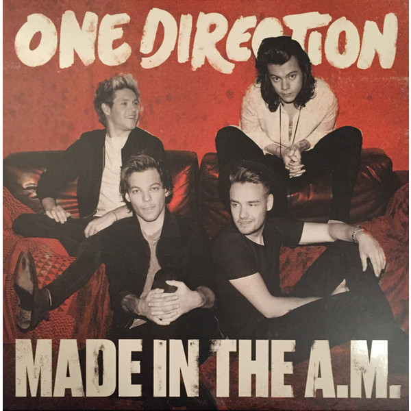 One Direction One Direction - Made In The A.m. (2 LP) partaker elite z13 15 inch made in china 5 wire resistive touch screen intel celeron 1037u oem all in one pc with 2 com