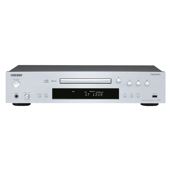 CD проигрыватель Onkyo C-7070 Silver cd проигрыватель exposure 2010s2 cd black