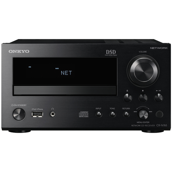 CD ресивер Onkyo CR-N765 Black cd ресивер onkyo cr n765 silver