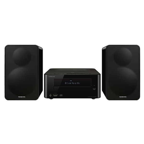 Hi-Fi минисистема Onkyo CS-265 Black demo шура руки вверх алена апина 140 ударов в минуту татьяна буланова саша айвазов балаган лимитед hi fi дюна дискач 90 х mp 3