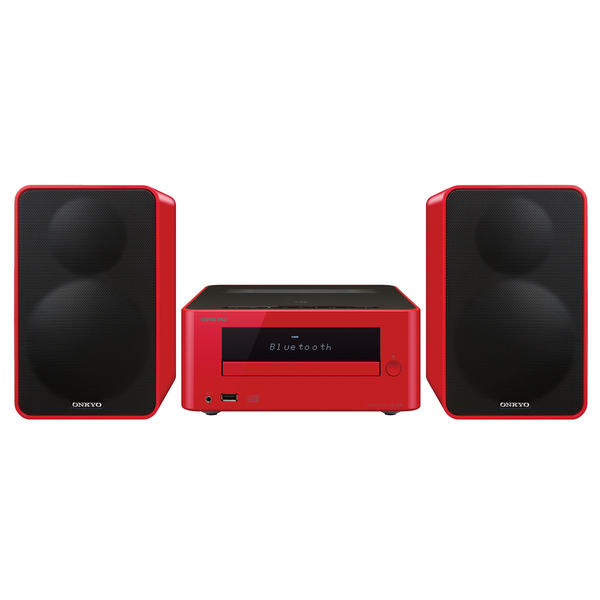 Hi-Fi минисистема Onkyo CS-265 Red тюнер onkyo t 4030 silver
