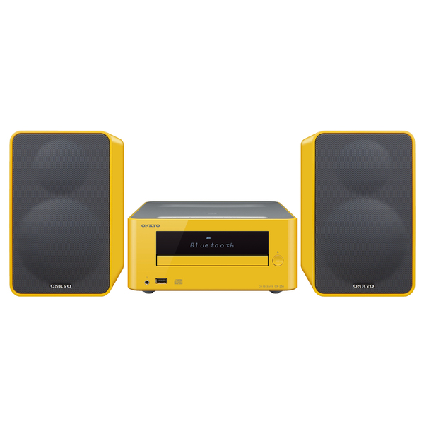 Hi-Fi минисистема Onkyo CS-265 Yellow тюнер onkyo t 4030 silver