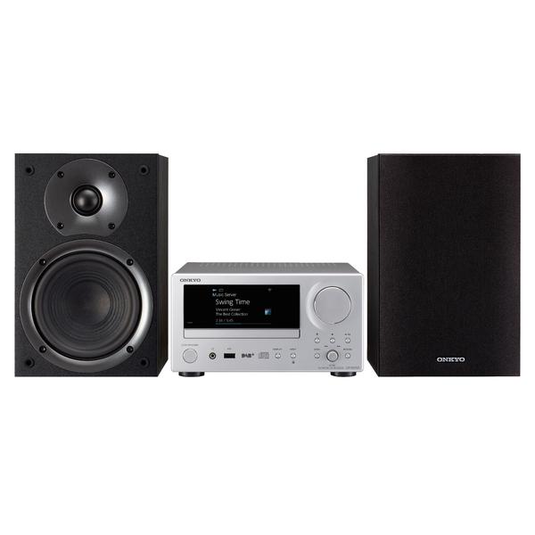 Hi-Fi минисистема Onkyo CS-N575D Silver cd ресивер onkyo cr n765 silver