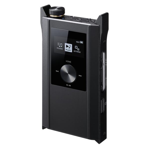 Портативный Hi-Fi плеер Onkyo DAC-HA300 Black newman newsmy mp3 плеер g7 dsd музыкальный проигрыватель без потерь 2 5d двухсторонний стекло hifi плеер портативный плеер черный
