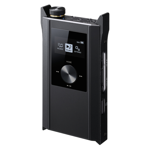 Портативный Hi-Fi плеер Onkyo DAC-HA300 Black original holo audio spring r2r dac hi end dsd dac spring r2r duluxe version 220v only