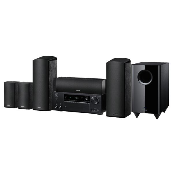 Комплект домашнего кинотеатра Onkyo HT-S7805 Black (уценённый товар) колонка полочная onkyo skh 410 black