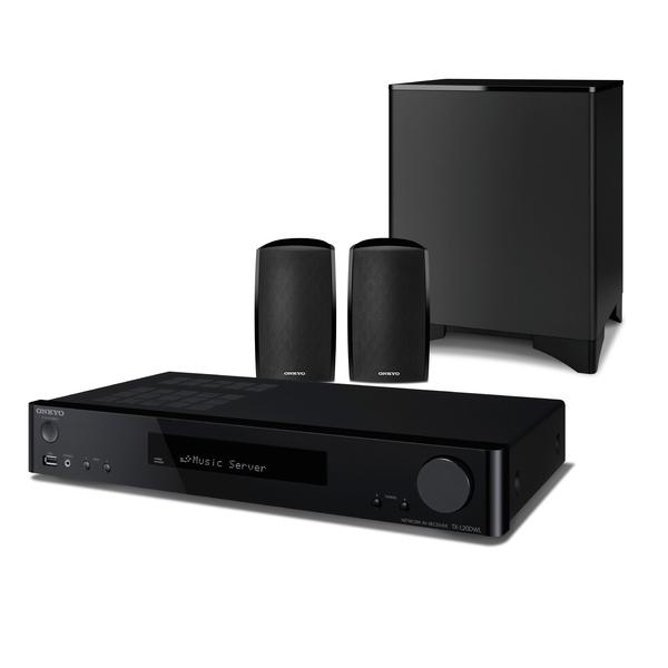 Комплект домашнего кинотеатра Onkyo LS-5200 Black onkyo m 5000r black