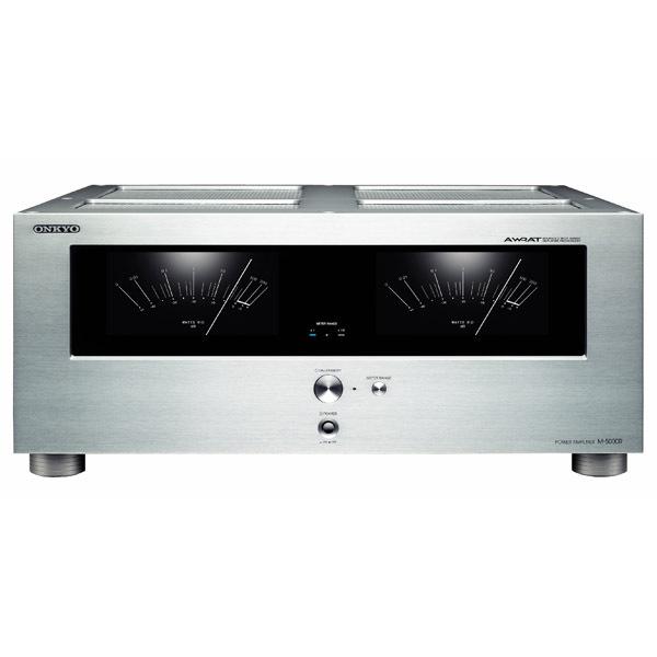 цена Стереоусилитель мощности Onkyo M-5000R Silver