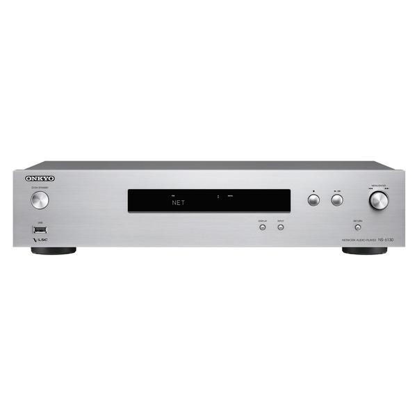 Сетевой проигрыватель Onkyo NS-6130 Silver original laptop usb audio board bmwq1 bmwq2 ns a484 test good free shipping