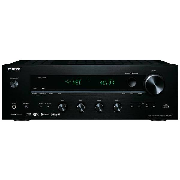 Стереоресивер Onkyo TX-8250 Black стереоресивер naim uniti star black
